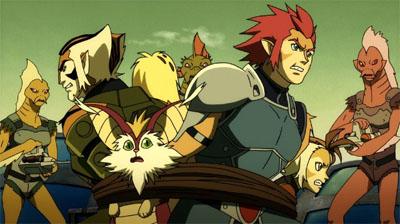Thundercats Season on Thundercats  Season 1  Book 1   Dvd Review   Animation   Tv Series