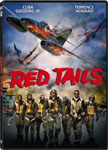 Red Tails - drama DVD / military adventure DVD / historical DVD review