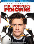 Mr. Popper's Penguins (Blu-ray / DVD / Digital Copy) - Blu-ray / comedy DVD / children's and family DVD / literary adaptation DVD review